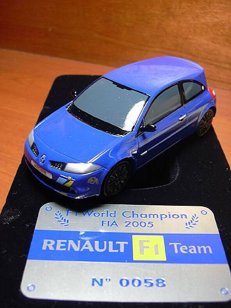 Megane F1 (limited edition)
