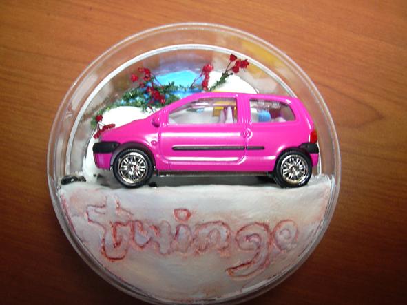 Twingo Pink