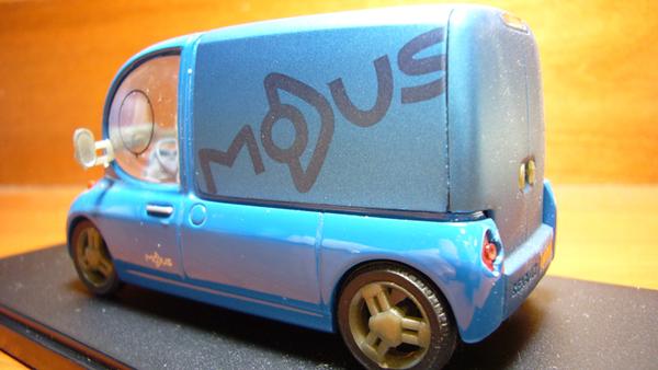 Renault Concept Car Modus