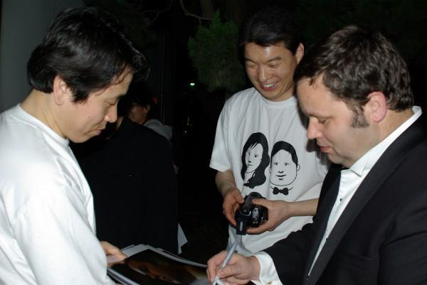 Paul in Seoul--Meeting with fans