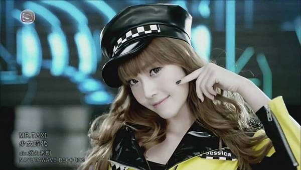 SNSD-Mr. Taxi Official MV PV_Jessica1.JPG