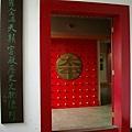 南京總統府一角,太平天國時代的門