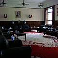 南京總統府一角,會議室吧,哈哈忘了