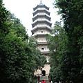 這座塔我有走到最頂端,有十層,走到鐵腿