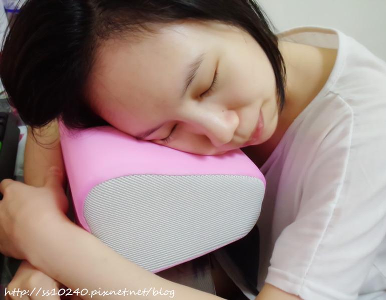 GreySa 格蕾莎 折疊式午睡枕