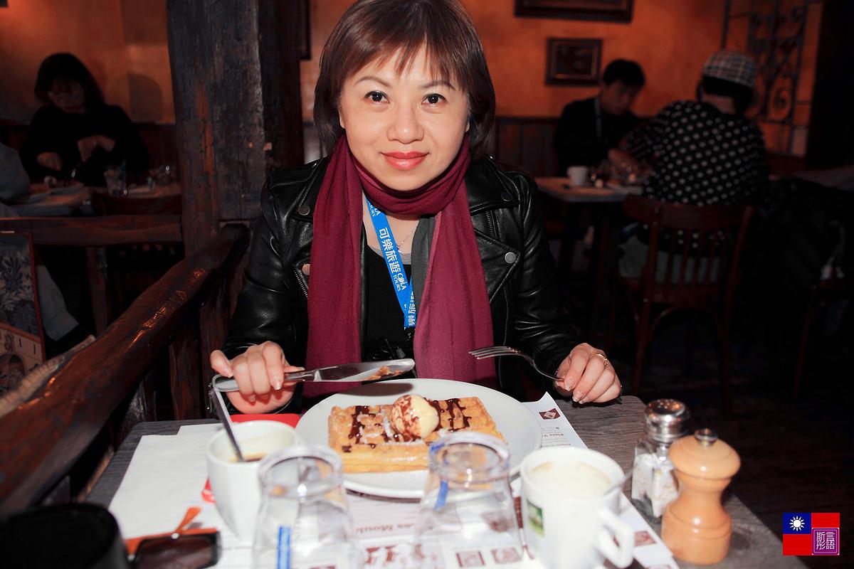 黃金大廣場+鬆餅下午茶 (78)