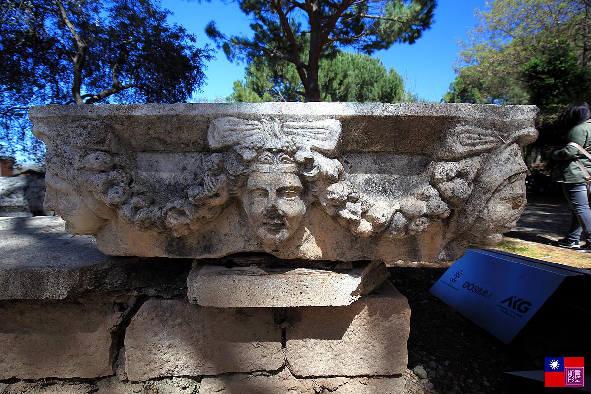 阿芙蘿迪西亞斯古城遺跡 (10)