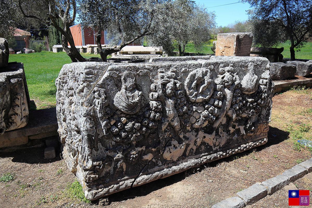 阿芙蘿迪西亞斯古城遺跡 (14)