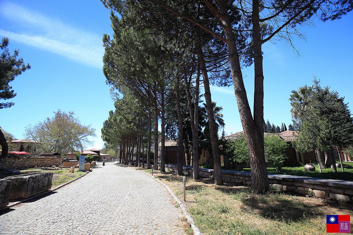 阿芙蘿迪西亞斯古城遺跡 (15)
