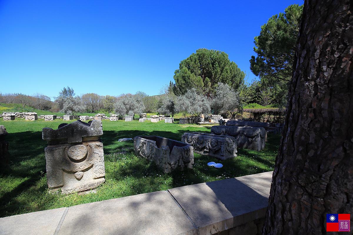 阿芙蘿迪西亞斯古城遺跡 (17)