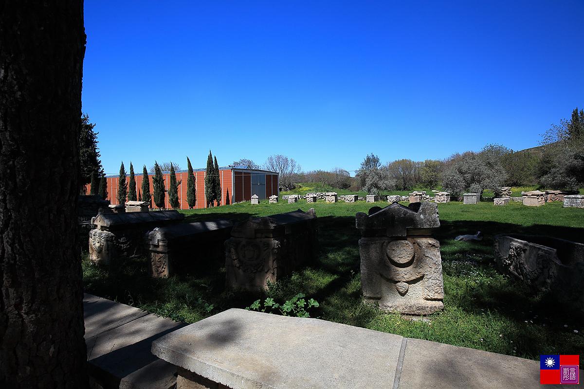 阿芙蘿迪西亞斯古城遺跡 (18)