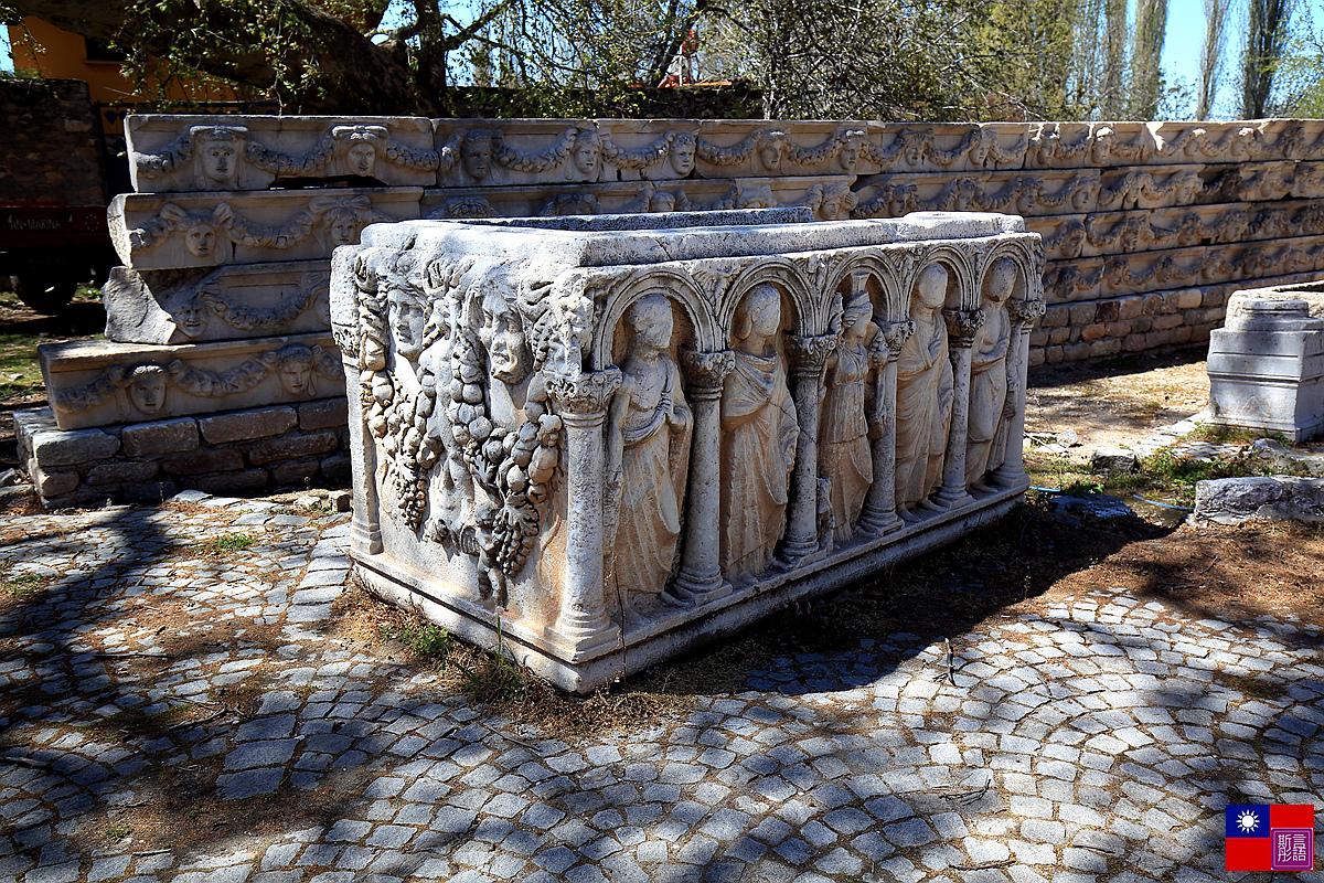 阿芙蘿迪西亞斯古城遺跡 (22)