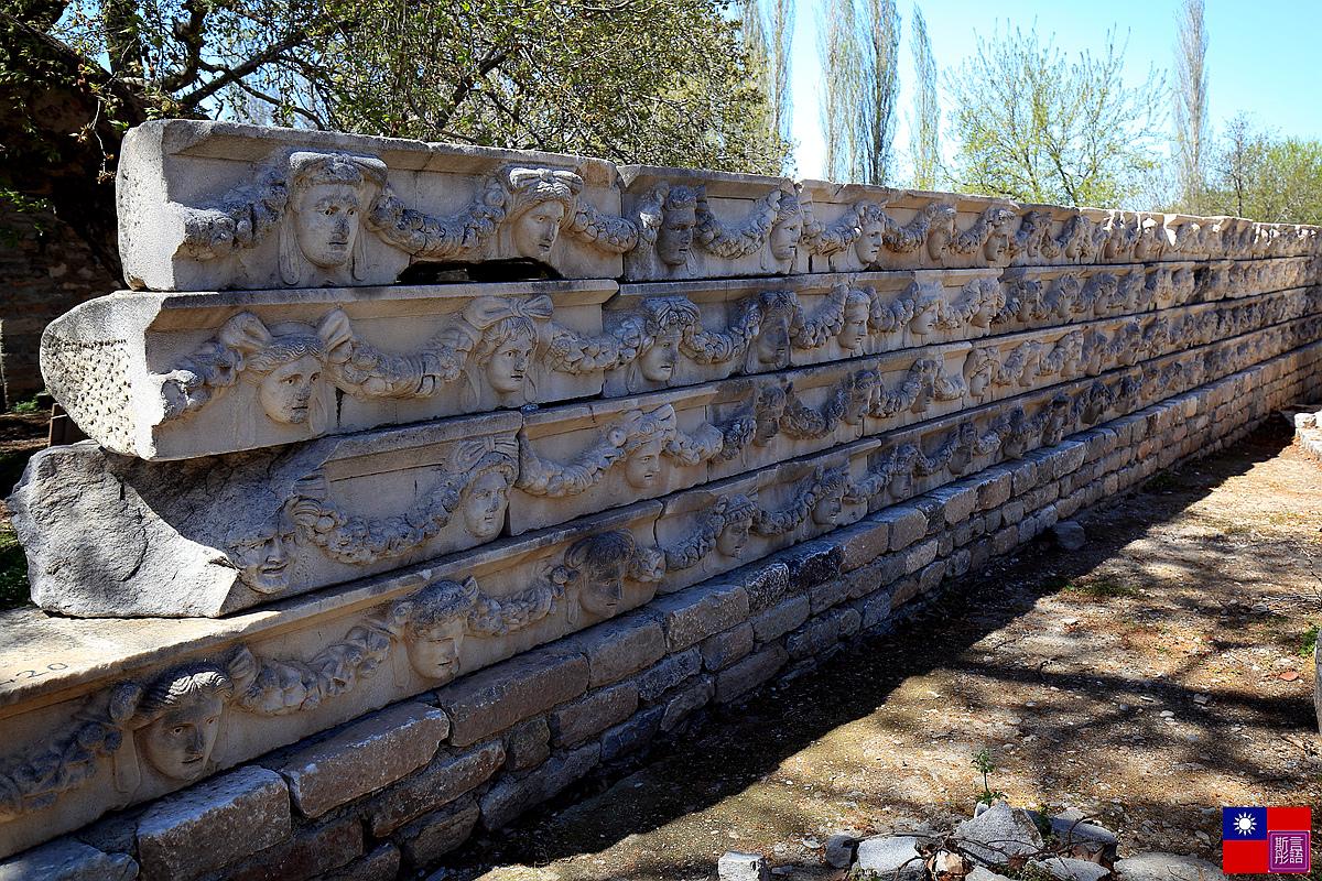 阿芙蘿迪西亞斯古城遺跡 (23)