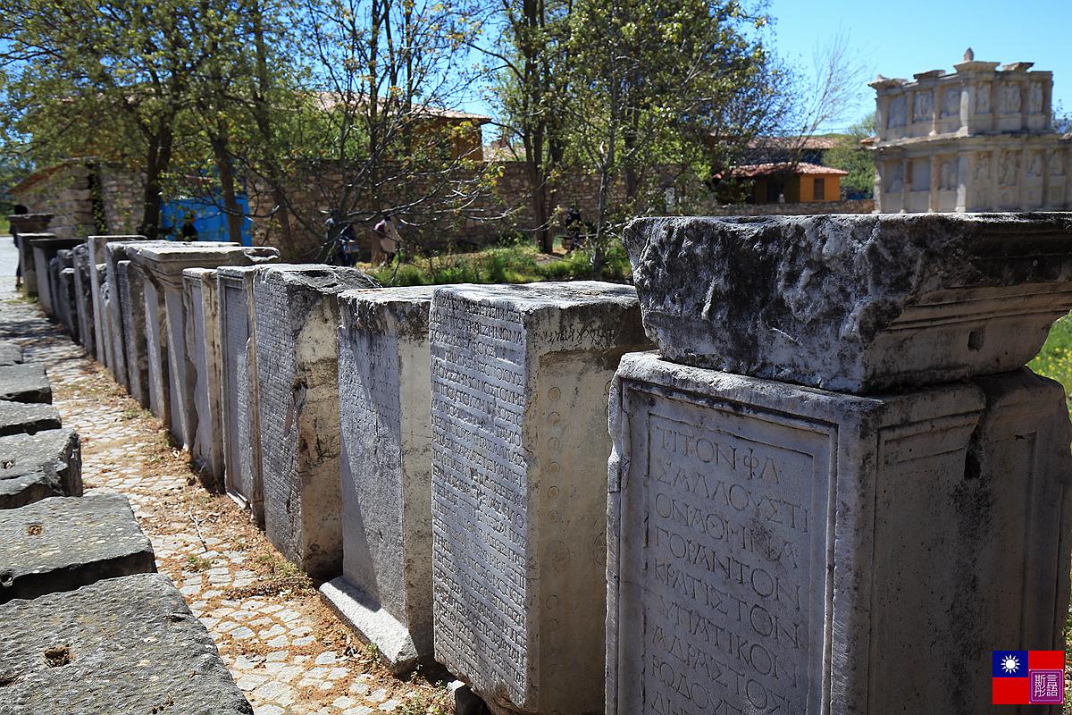 阿芙蘿迪西亞斯古城遺跡 (24)
