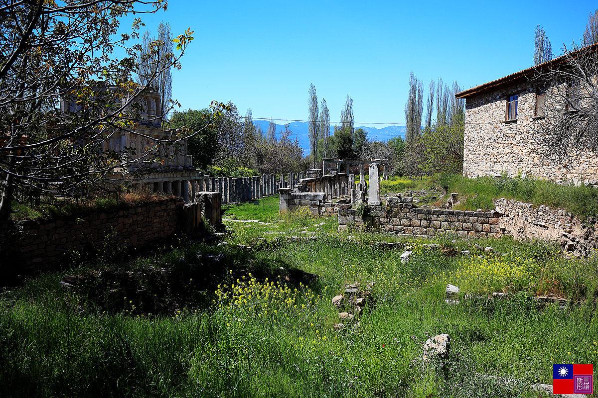 阿芙蘿迪西亞斯古城遺跡 (27)