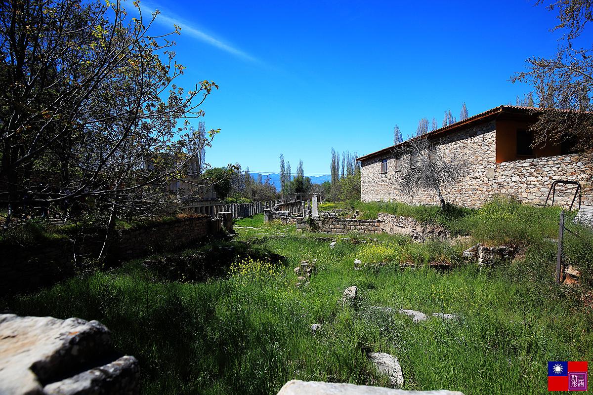 阿芙蘿迪西亞斯古城遺跡 (28)
