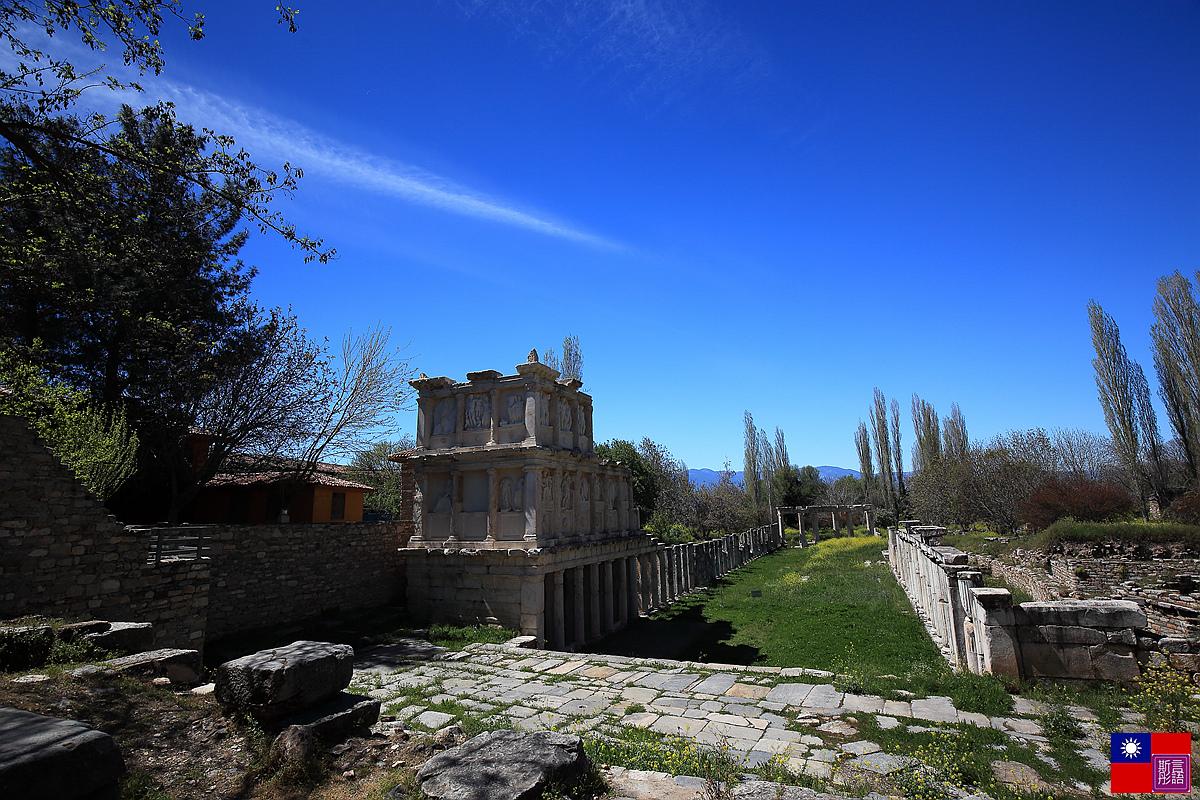 阿芙蘿迪西亞斯古城遺跡 (30)