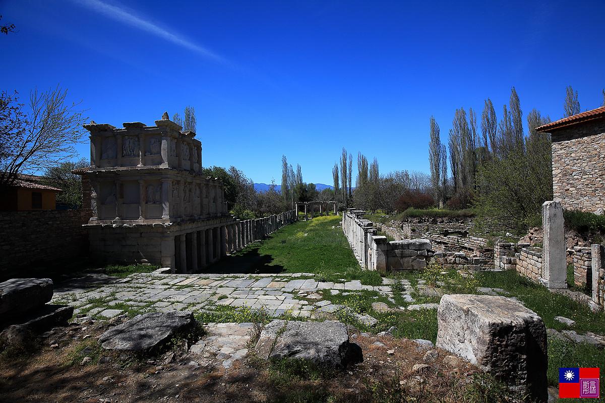 阿芙蘿迪西亞斯古城遺跡 (31)