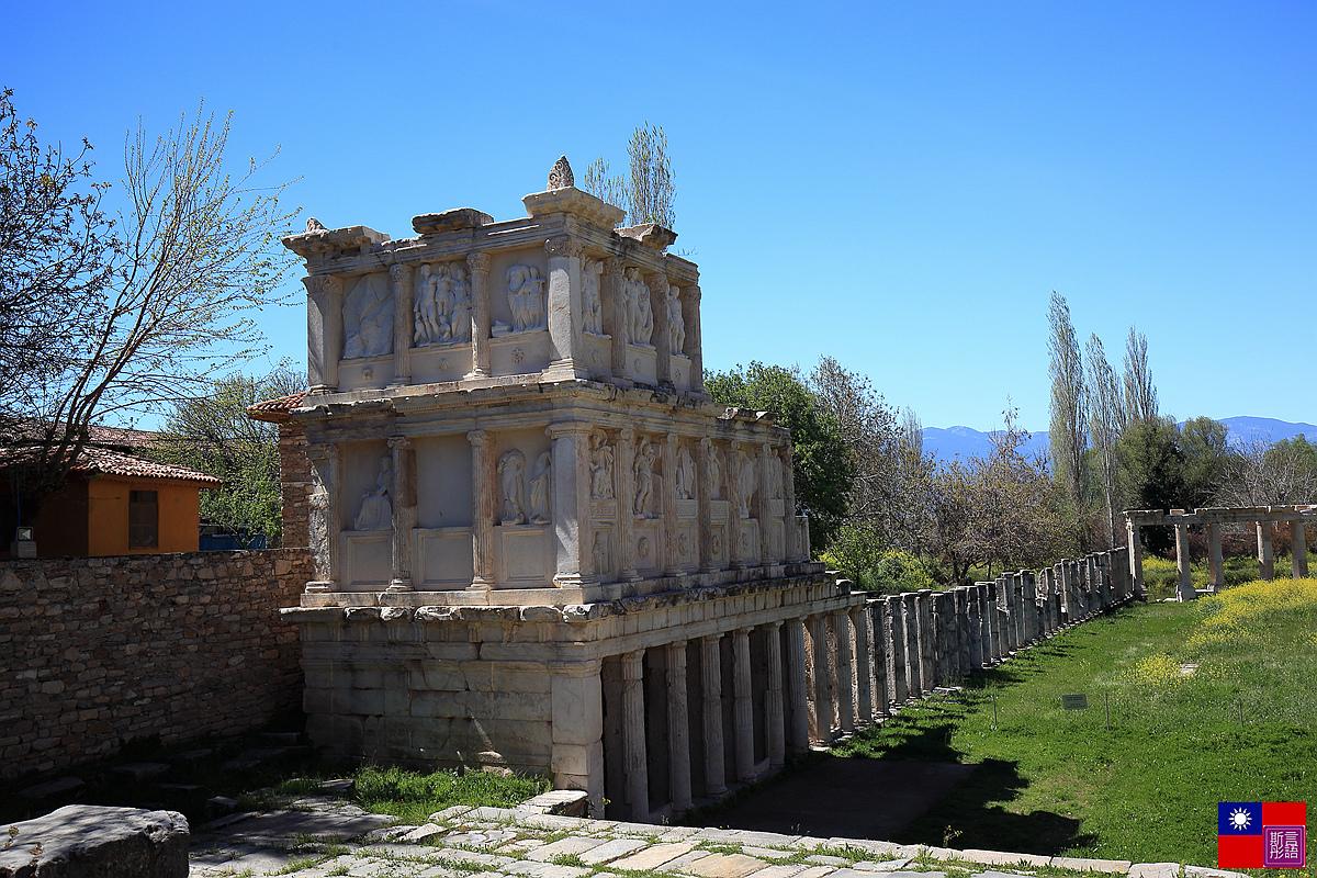 阿芙蘿迪西亞斯古城遺跡 (32)