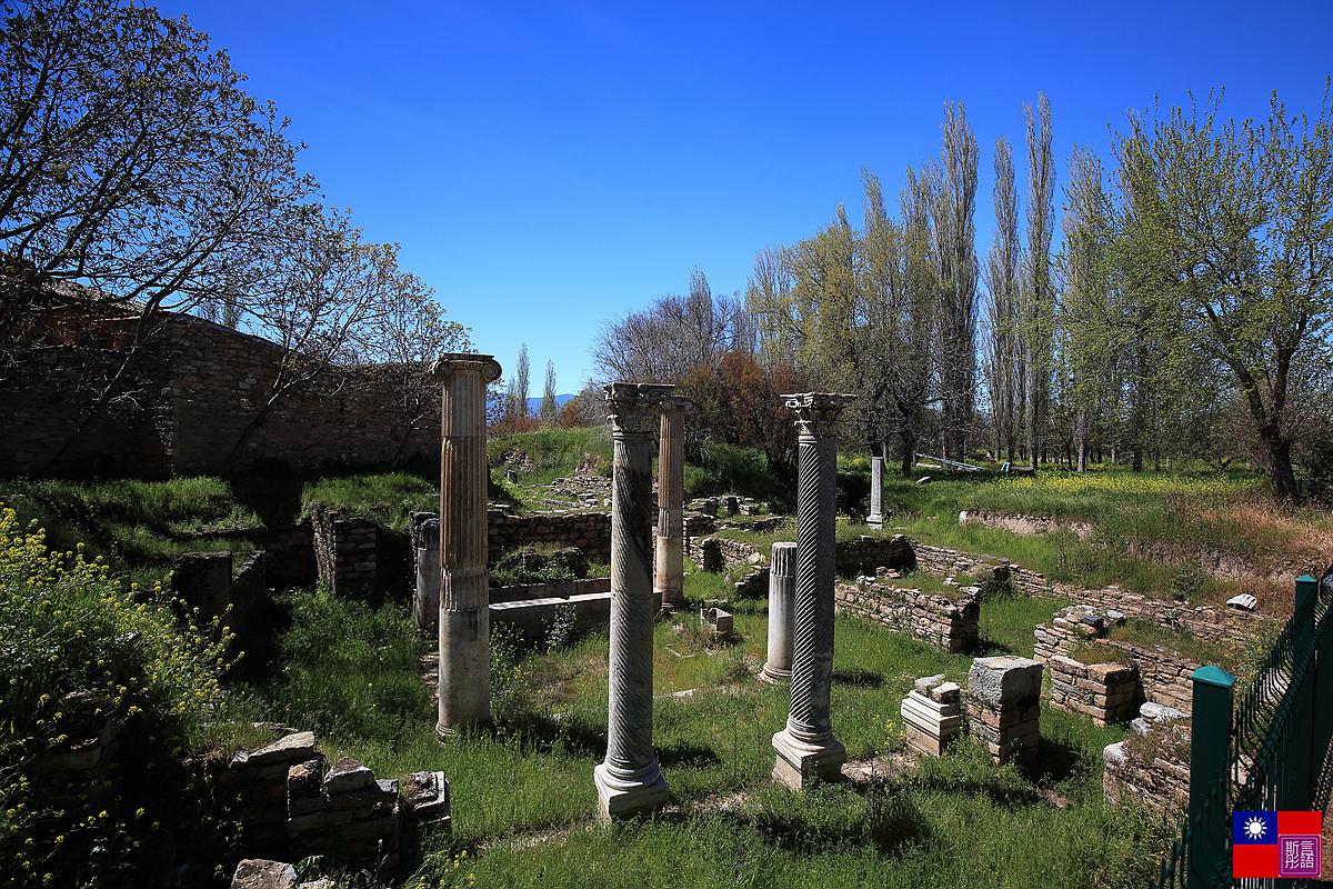 阿芙蘿迪西亞斯古城遺跡 (33)