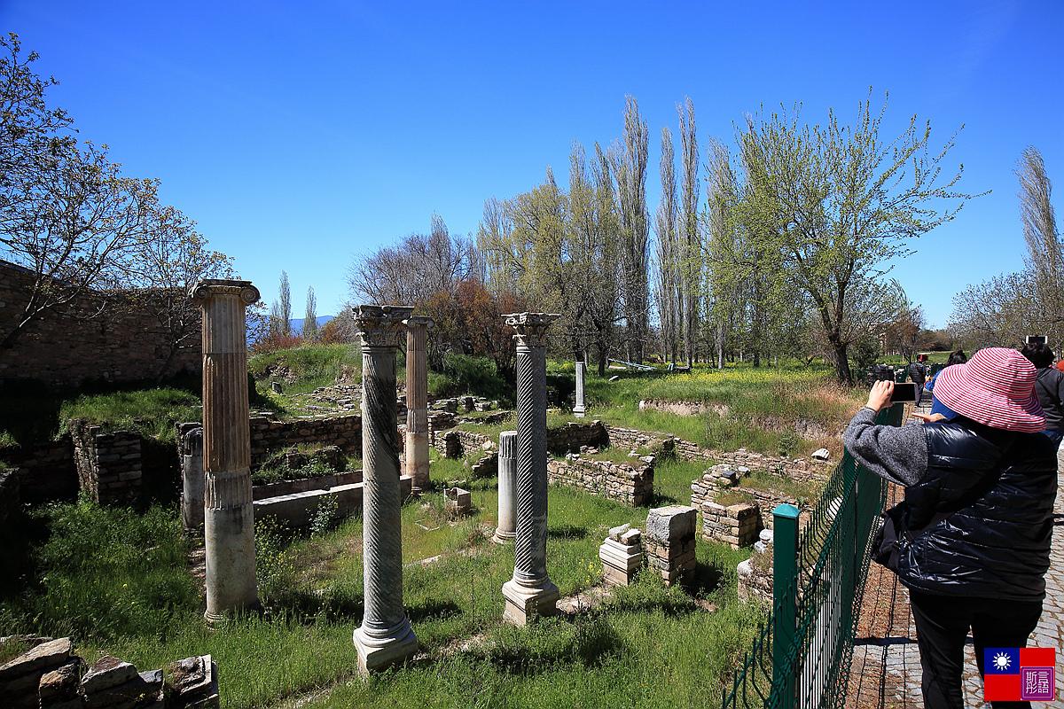 阿芙蘿迪西亞斯古城遺跡 (34)