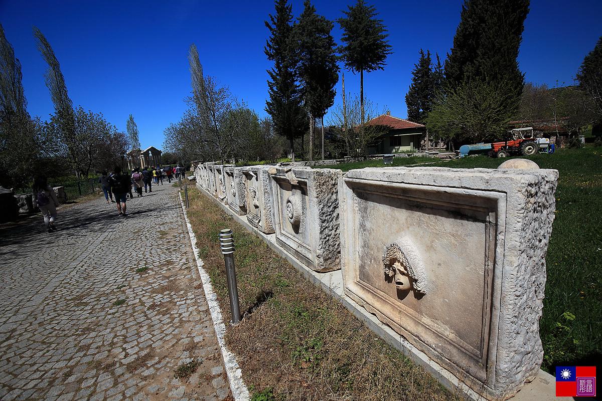 阿芙蘿迪西亞斯古城遺跡 (35)