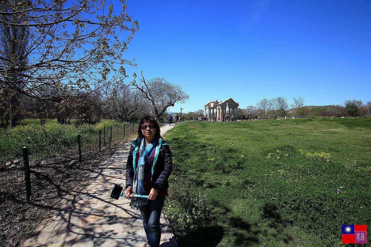 阿芙蘿迪西亞斯古城遺跡 (40)
