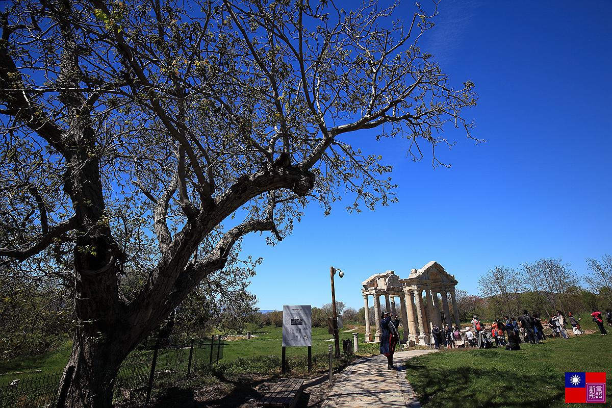 阿芙蘿迪西亞斯古城遺跡 (42)