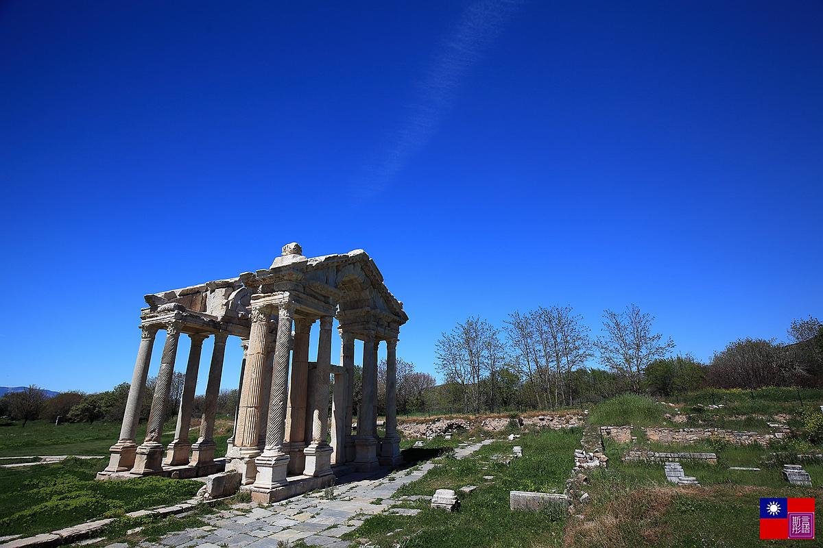阿芙蘿迪西亞斯古城遺跡 (44)