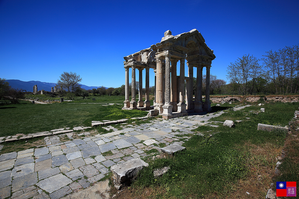 阿芙蘿迪西亞斯古城遺跡 (45)