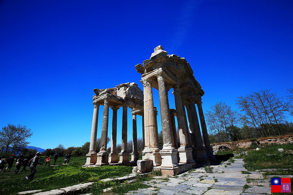 阿芙蘿迪西亞斯古城遺跡 (46)