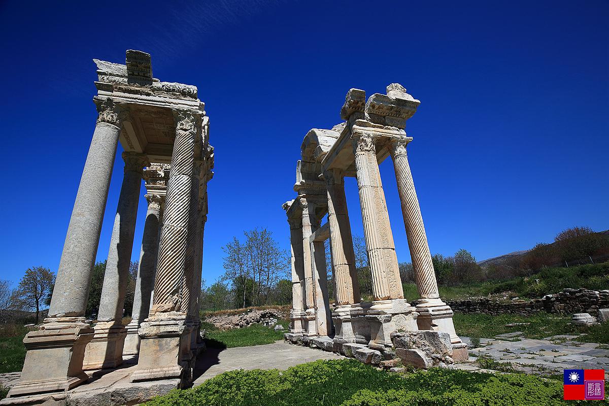 阿芙蘿迪西亞斯古城遺跡 (47)