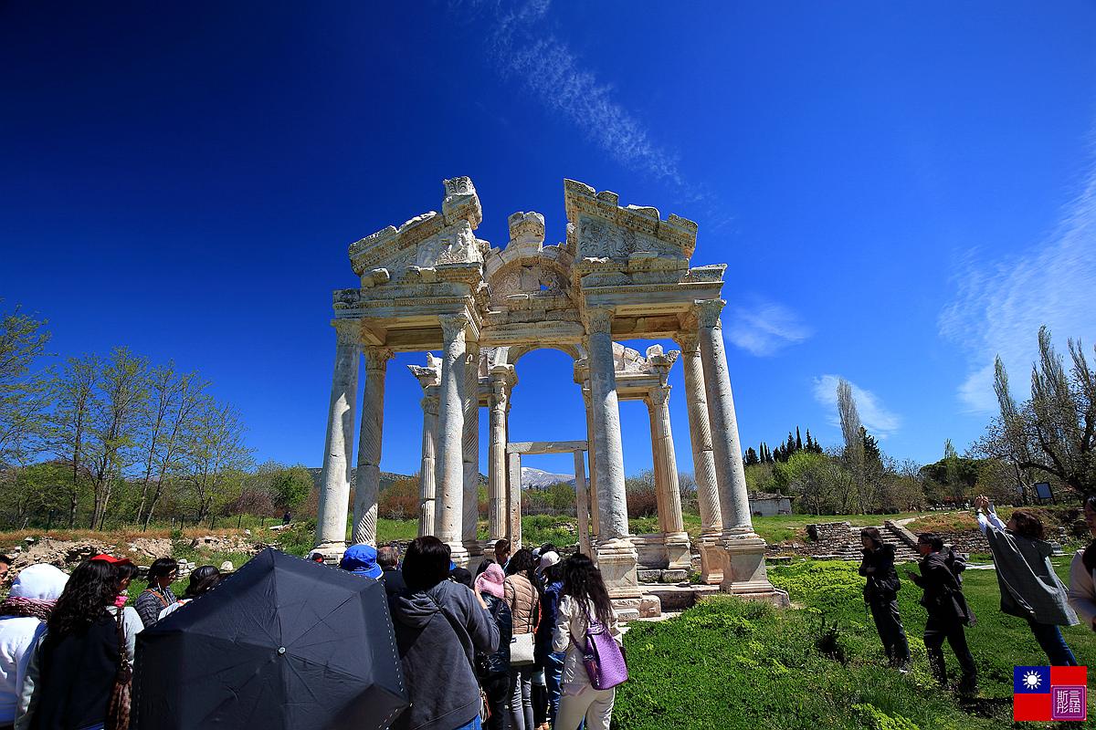 阿芙蘿迪西亞斯古城遺跡 (49)