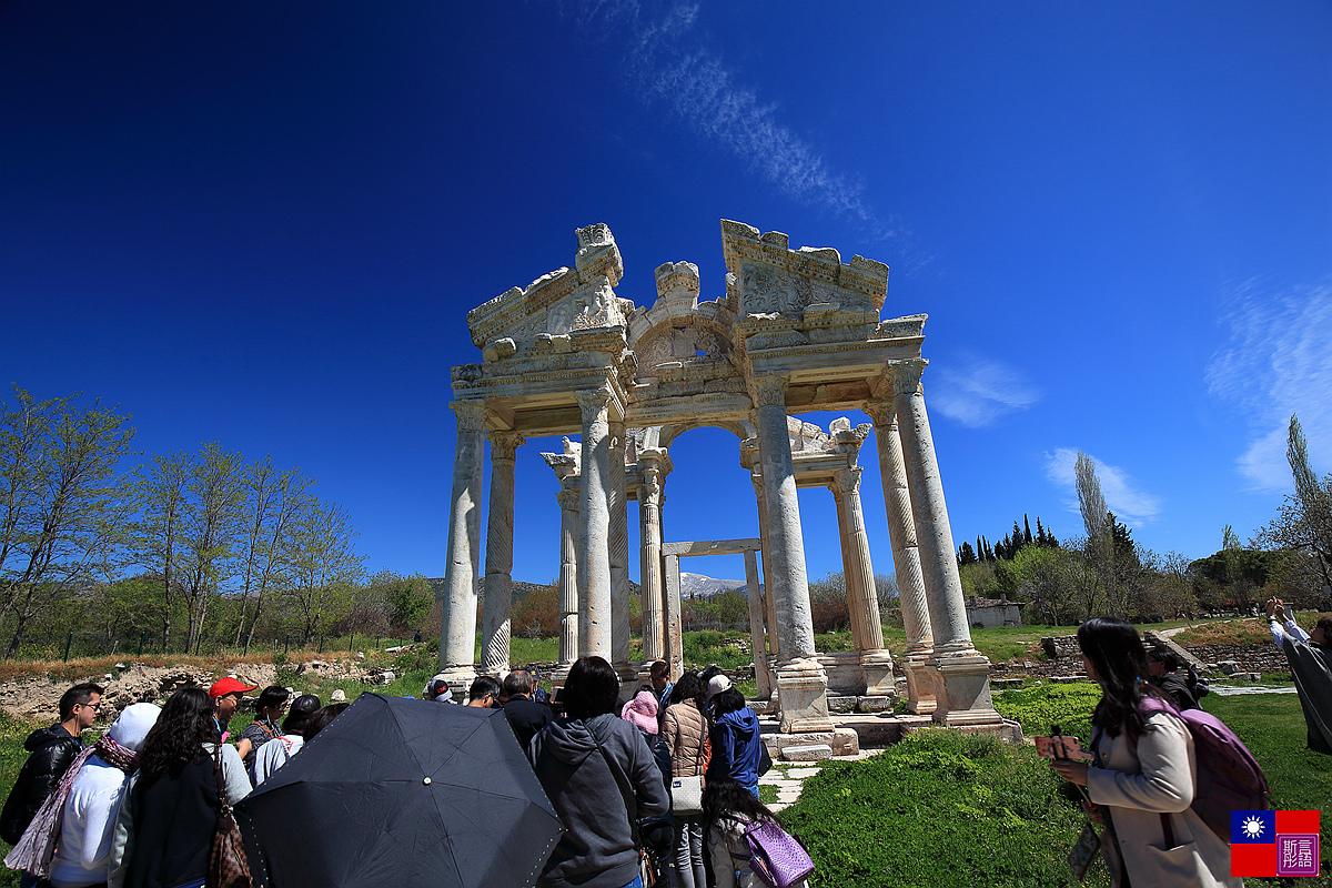 阿芙蘿迪西亞斯古城遺跡 (50)