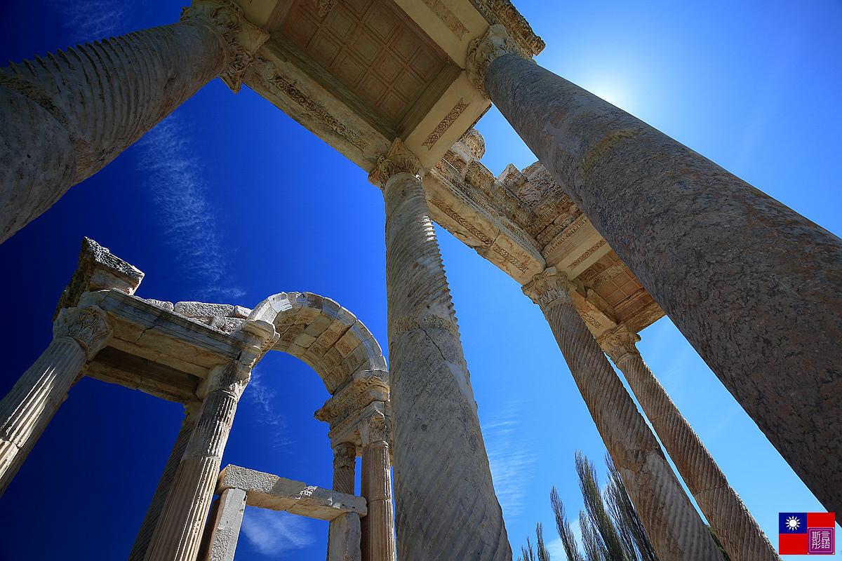 阿芙蘿迪西亞斯古城遺跡 (51)