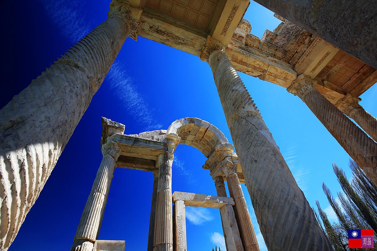 阿芙蘿迪西亞斯古城遺跡 (52)