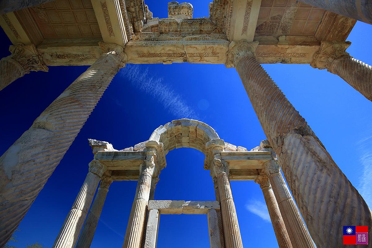 阿芙蘿迪西亞斯古城遺跡 (54)
