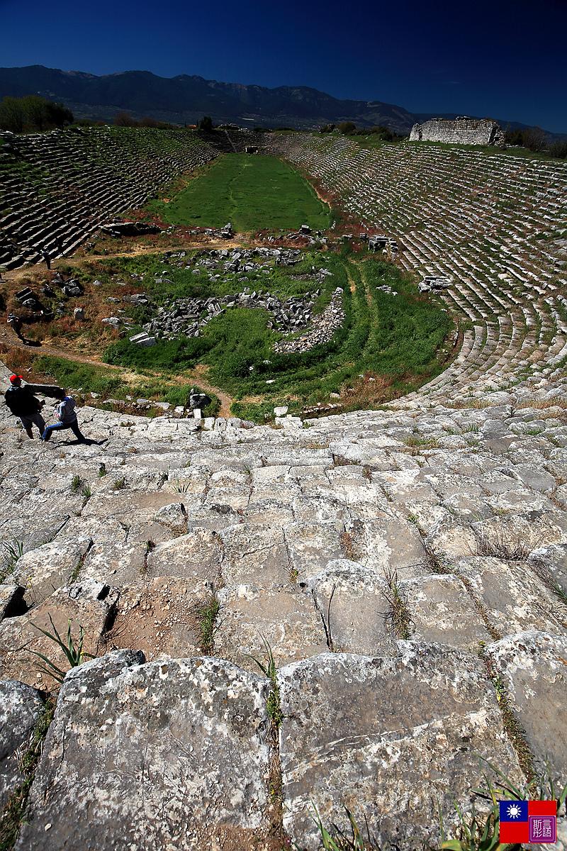 阿芙蘿迪西亞斯古城遺跡 (62)