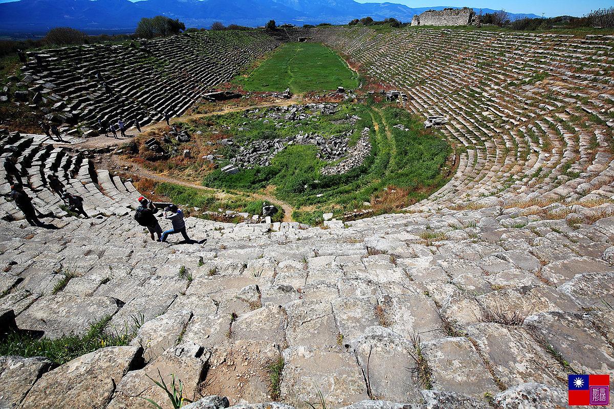 阿芙蘿迪西亞斯古城遺跡 (64)