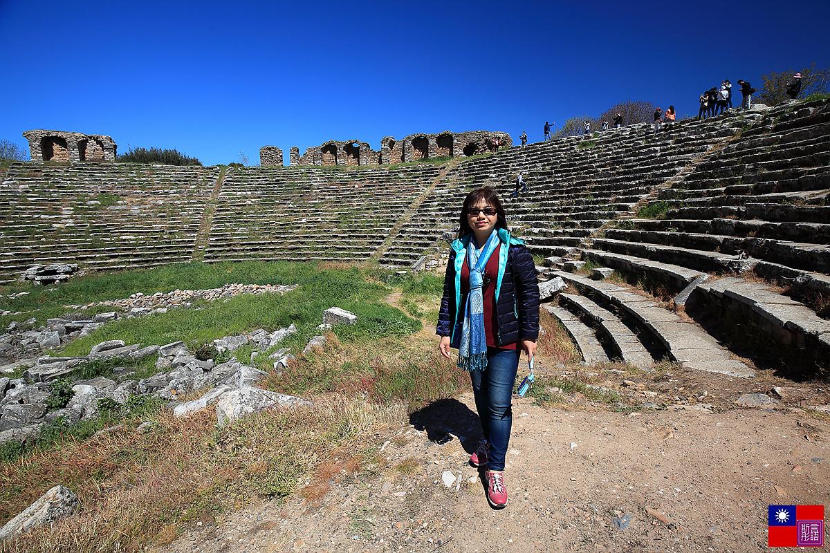 阿芙蘿迪西亞斯古城遺跡 (69)