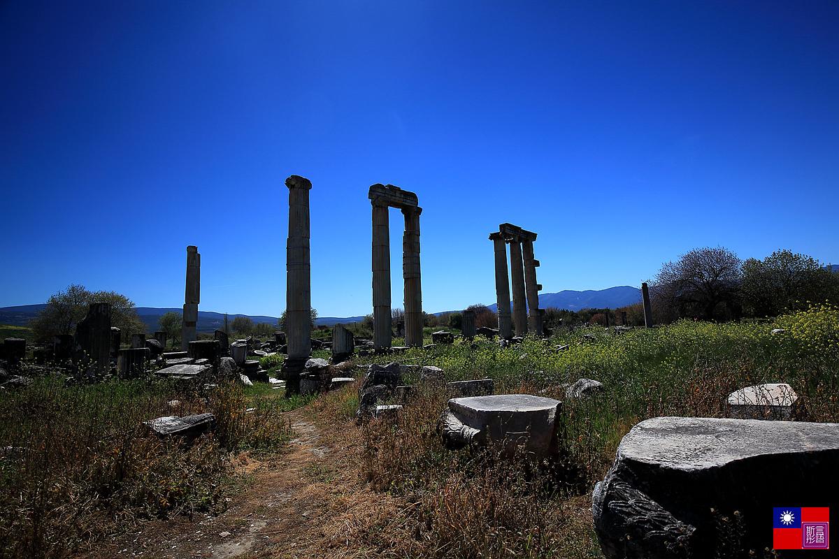 阿芙蘿迪西亞斯古城遺跡 (73)