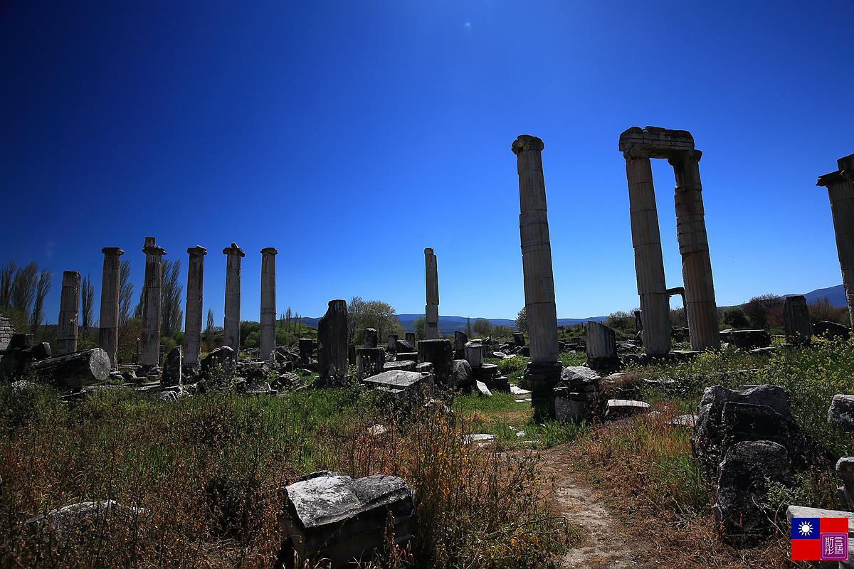阿芙蘿迪西亞斯古城遺跡 (74)