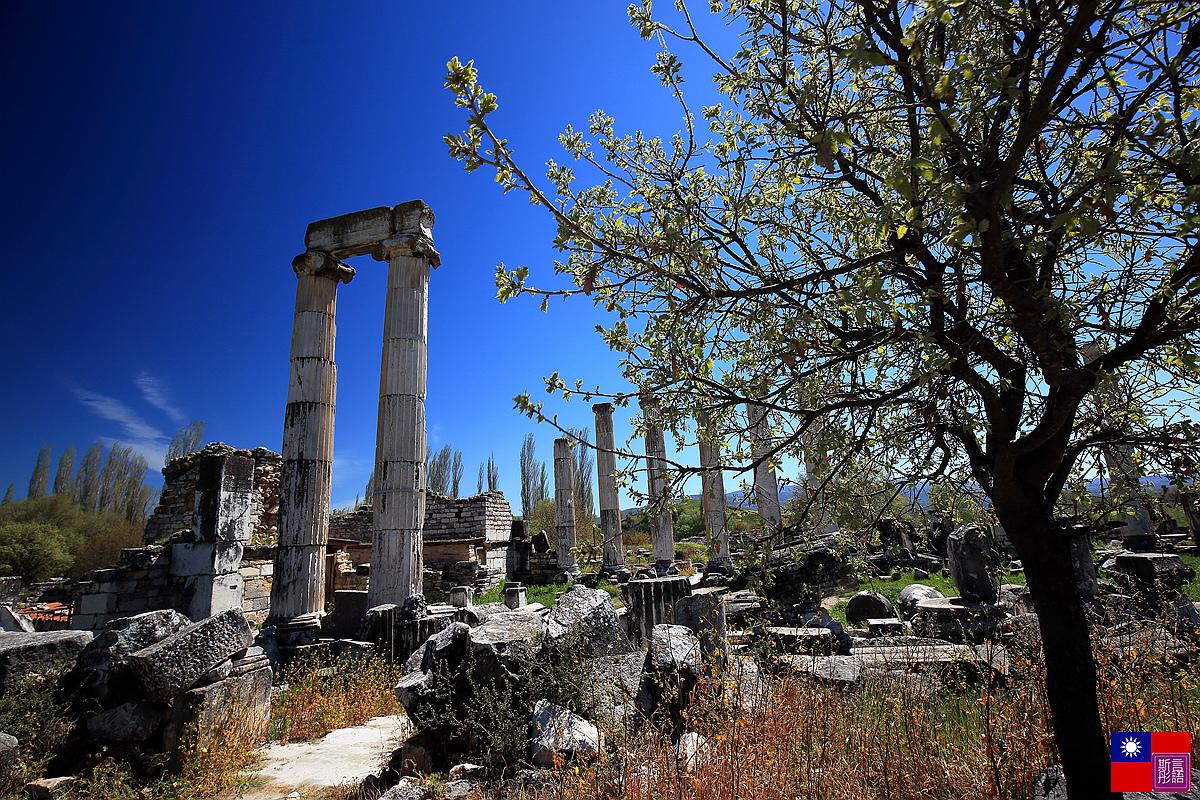阿芙蘿迪西亞斯古城遺跡 (75)