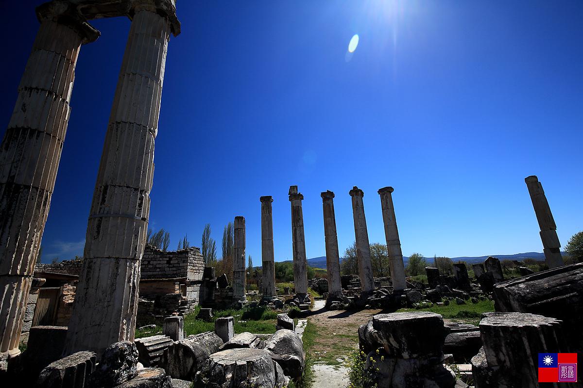 阿芙蘿迪西亞斯古城遺跡 (77)