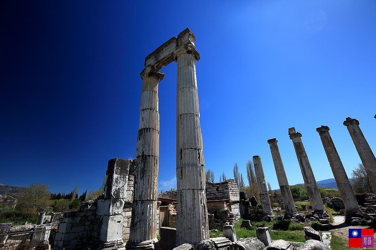 阿芙蘿迪西亞斯古城遺跡 (78)