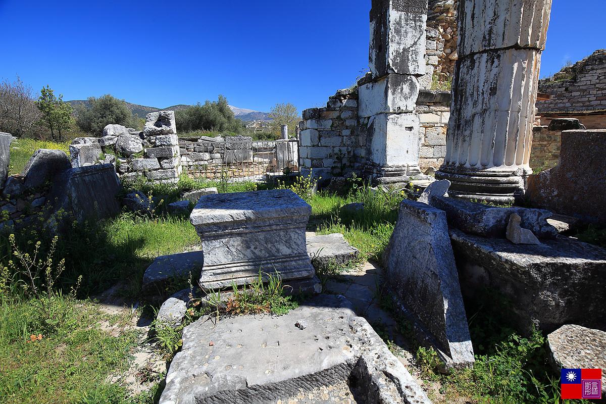 阿芙蘿迪西亞斯古城遺跡 (79)