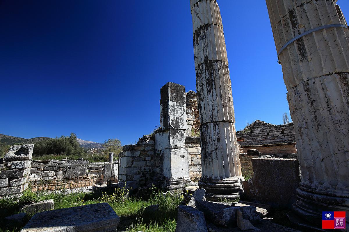 阿芙蘿迪西亞斯古城遺跡 (80)