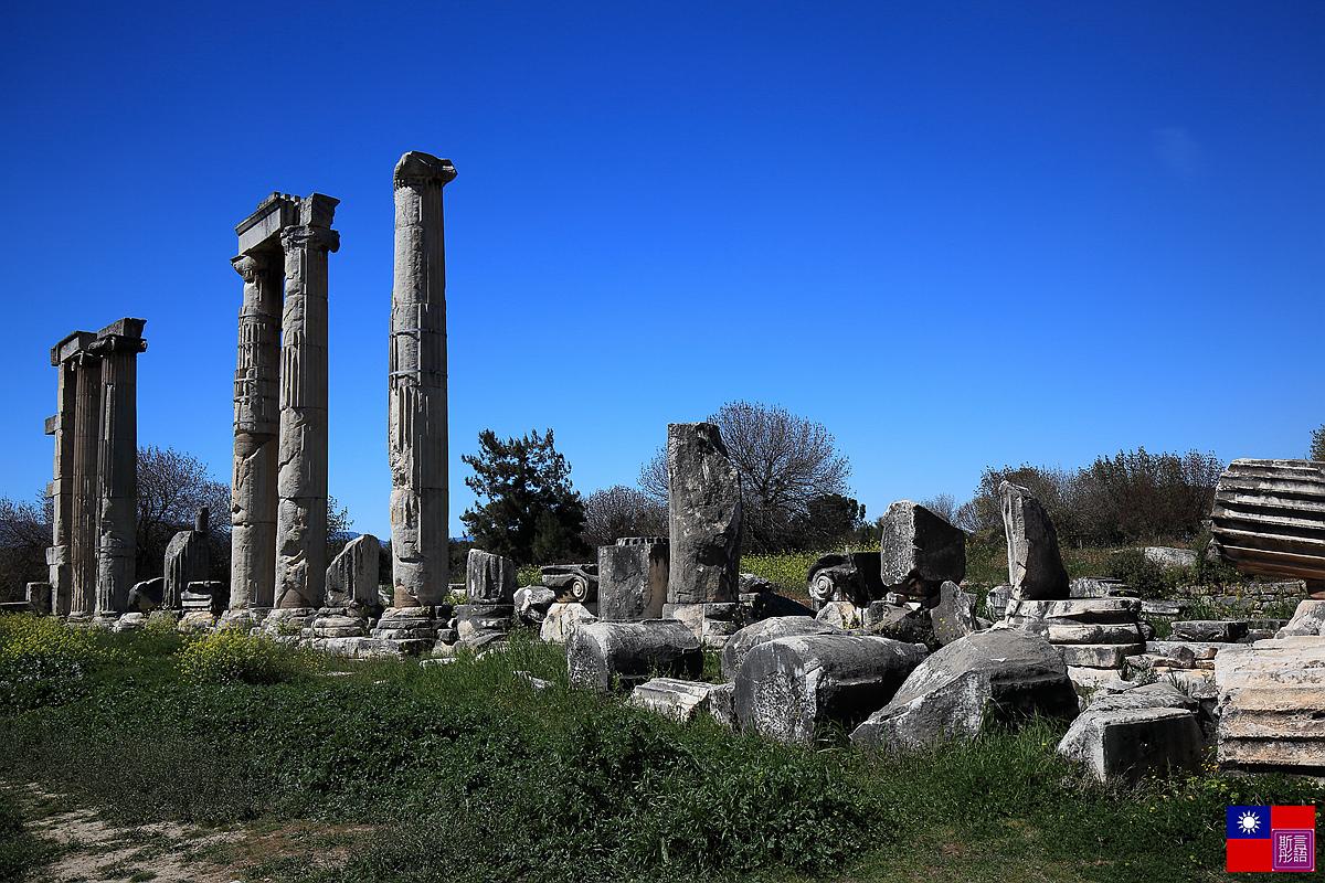 阿芙蘿迪西亞斯古城遺跡 (81)