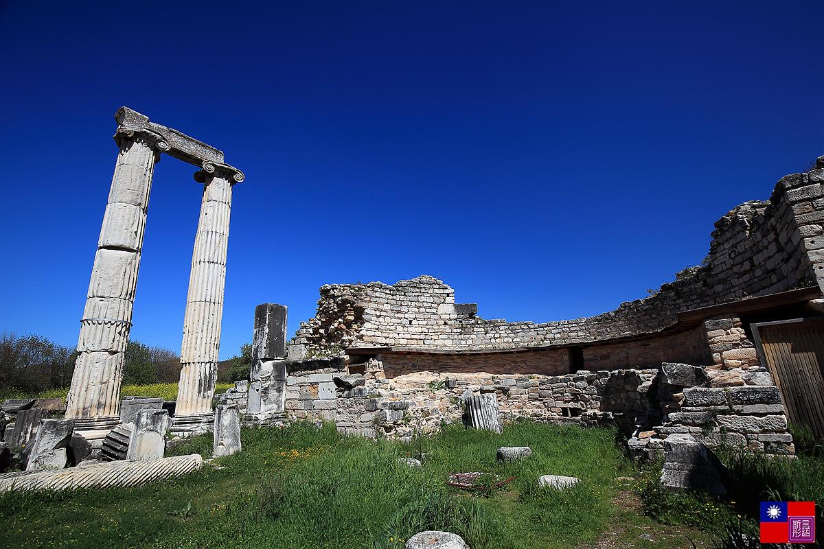 阿芙蘿迪西亞斯古城遺跡 (82)