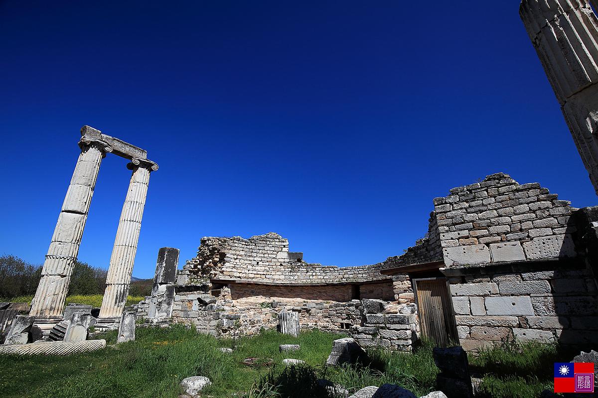 阿芙蘿迪西亞斯古城遺跡 (83)